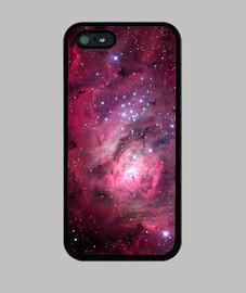 Lagoon nebula  iPhone