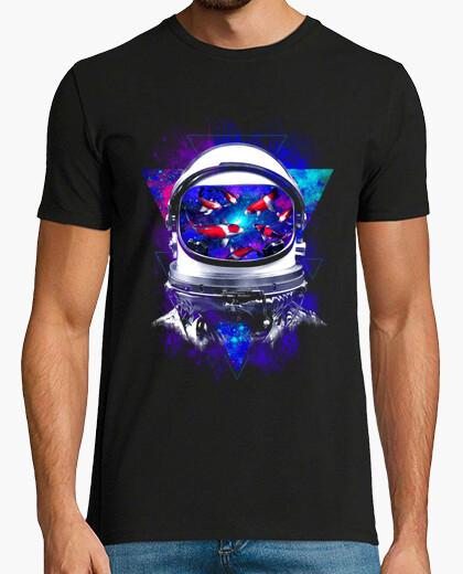 Camiseta laguna espacio