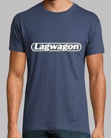Lagwagon (logo blanco)