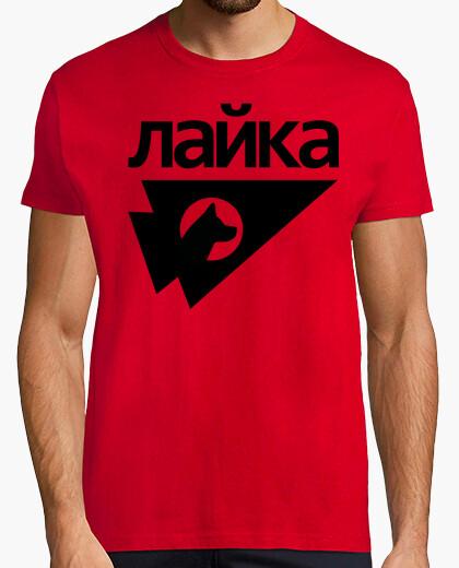 Camiseta LAIKA black