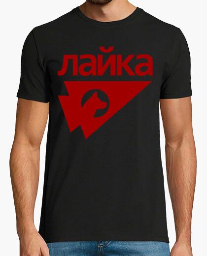 Camiseta LAIKA red