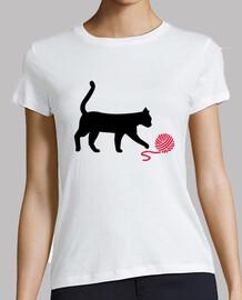 laine de chat