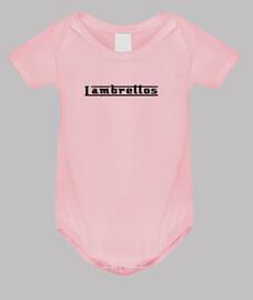 Lambrettos - Negro