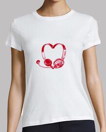 l'amour de la musique (rouge)