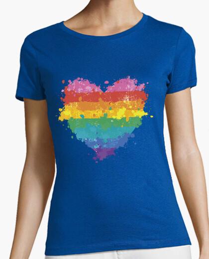 Tee-shirt l'amour est l'amour
