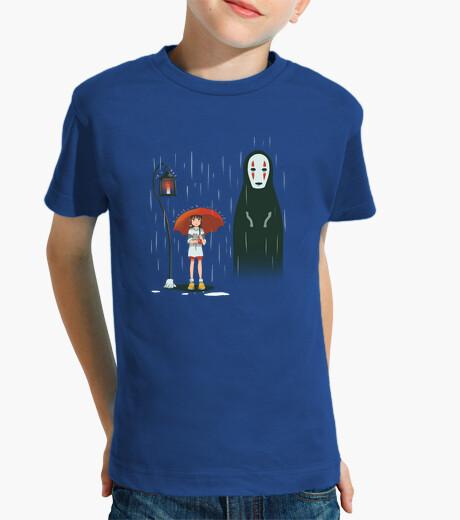 Ropa infantil lámpara de espíritu ... los niños de parada de la camisa