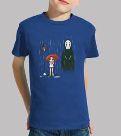 lámpara de espíritu ... los niños de parada de la camisa