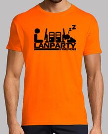 lan party jamais