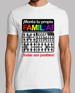 lancez votre propre famille!