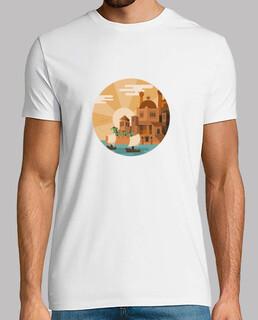 lancier du soleil - game of thrones t-shirt