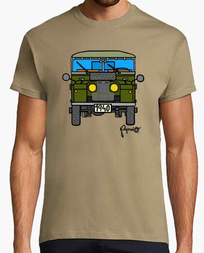 Tee-shirt land rover