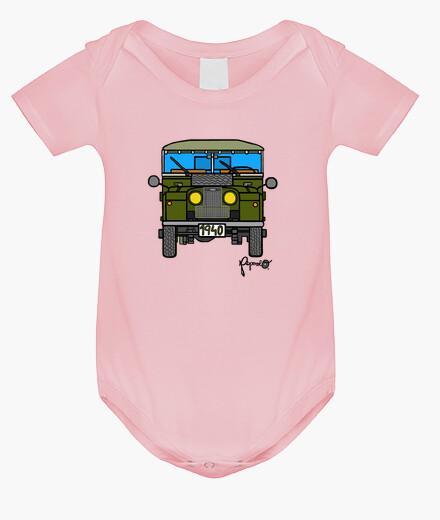 Ropa infantil Land Rover