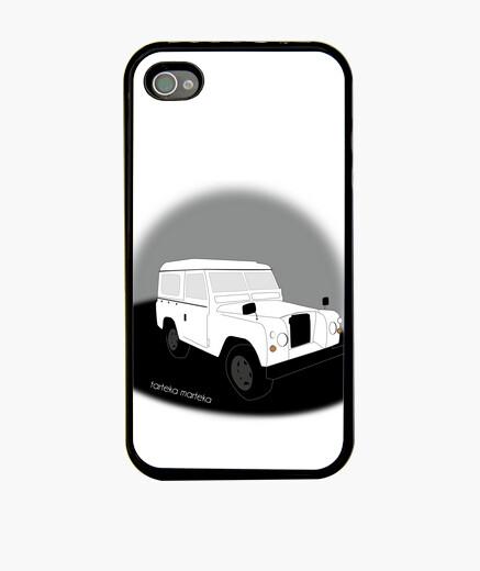 Funda iPhone Land Rover