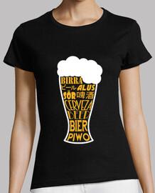 langue de bière
