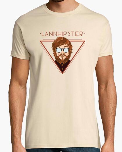 T-shirt lannhipster