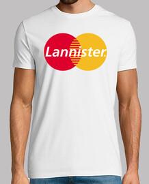 Lannister - Juego de tronos - Mastercard