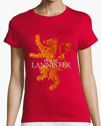 Camiseta LANNISTER gold