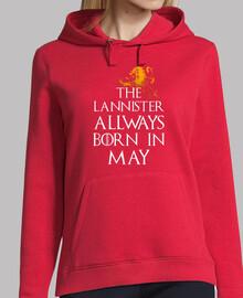 Lannister Siempre nacen en Mayo jersey
