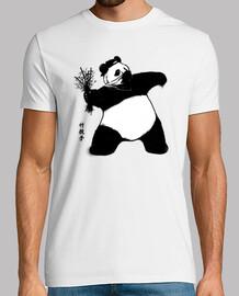 lanzador de bambú para hombre blanco