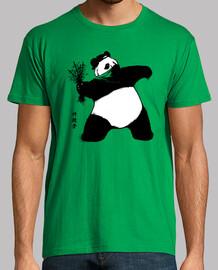 lanzador de bambú para hombre verde