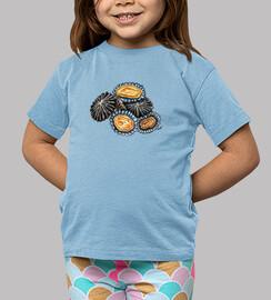 Lapas Camiseta niños