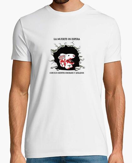 Tee-shirt lapin meurtrier