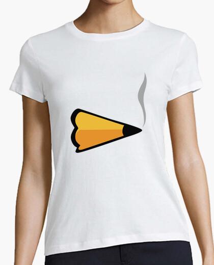 Camiseta lápiz