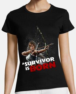 lara reborn - shirt fille