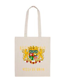 Large bag ville d'armes of oran