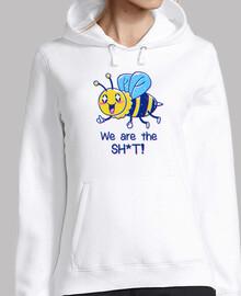 las abejas son la mierda