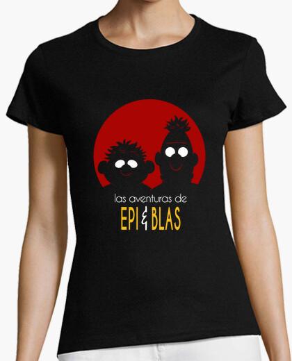 Camiseta Las aventuras de epi & blas