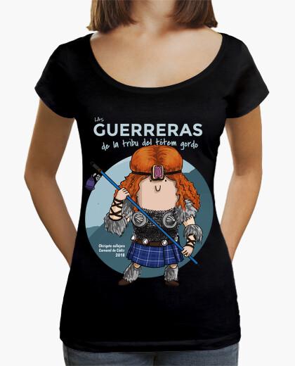 Camiseta Las guerreras de la tribu del totem gor