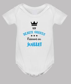 las hermosas niños nacidos en julio