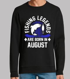 las leyendas de la pesca nacen en agost