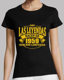 las leyendas nacen en 1959