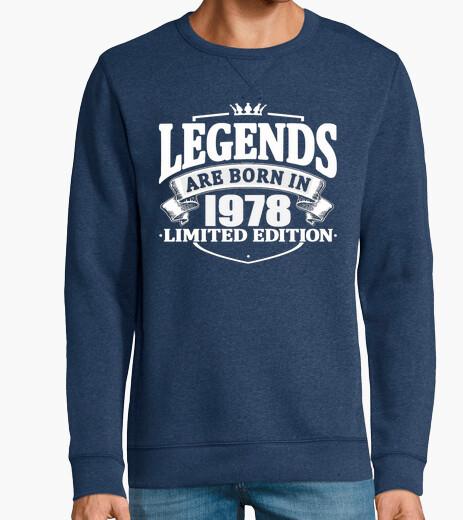 Jersey Las leyendas nacen en 1978