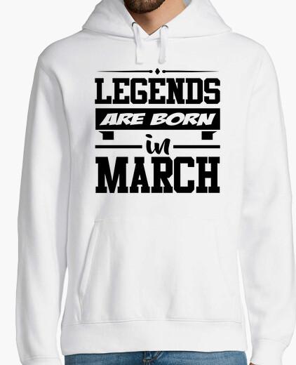 Jersey las leyendas nacen en marzo