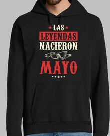 Las Leyendas Nacieron En Mayo