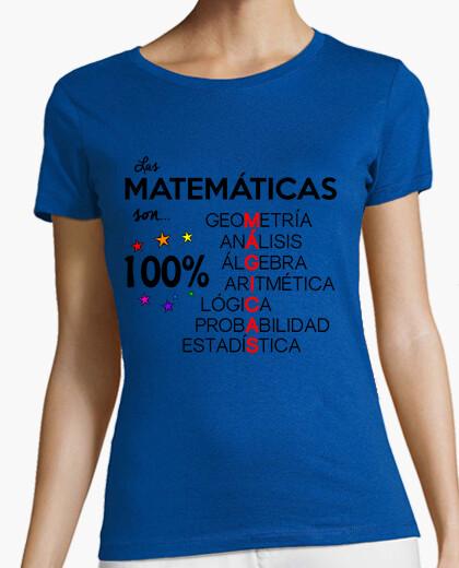 Camiseta Las matemáticas son mágicas