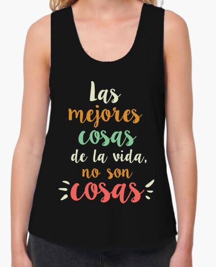 Camiseta Las Mejores Cosas de la Vida...