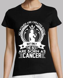 las mejores mujeres nacen como cáncer