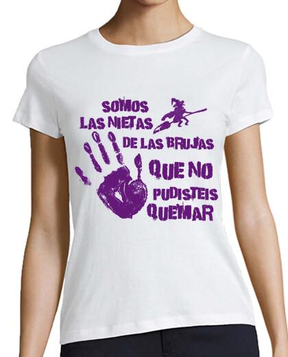 Ver Camisetas mujer en español