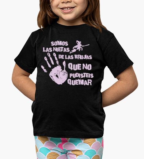 Ropa infantil Las nietas de las brujas