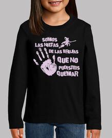 Las nietas de las brujas