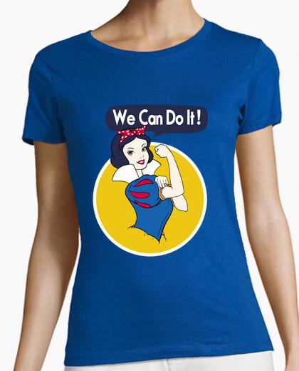 Camiseta Las princesas también pueden