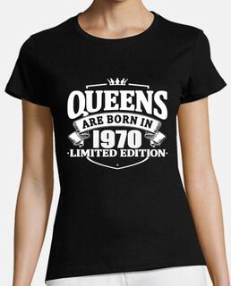las reinas nacen en 1970
