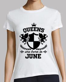 las reinas nacen en junio