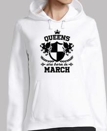 las reinas nacen en marzo