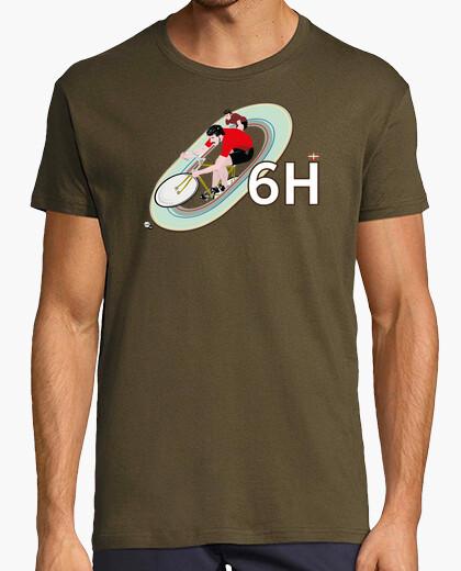 Camiseta Las Seis Horas de Euskadi