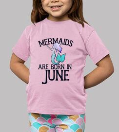 las sirenas nacen en junio